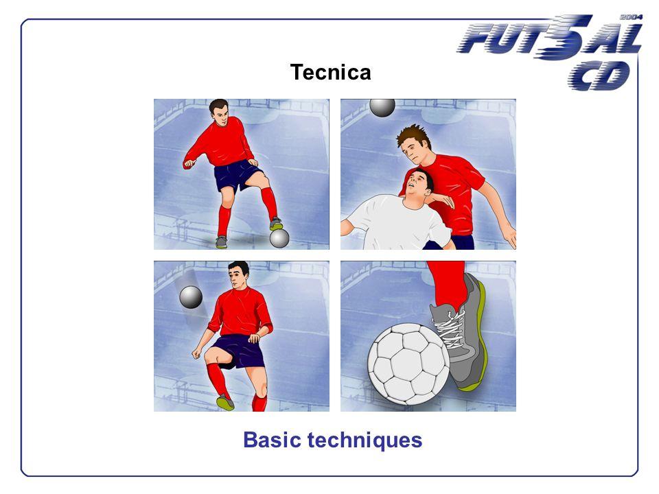 Tecnica Basic techniques