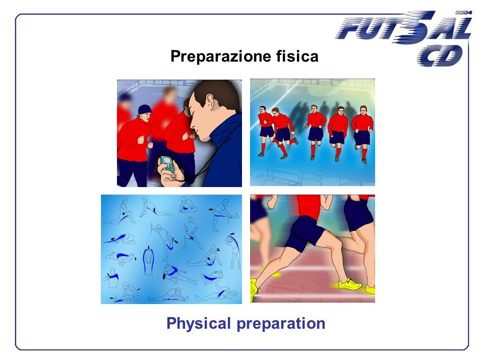 Preparazione fisica Physical preparation