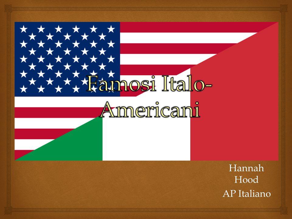 Hannah Hood AP Italiano