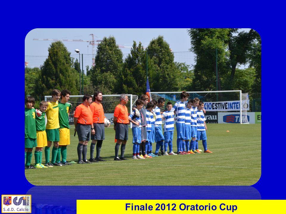Finale 2012 Oratorio Cup