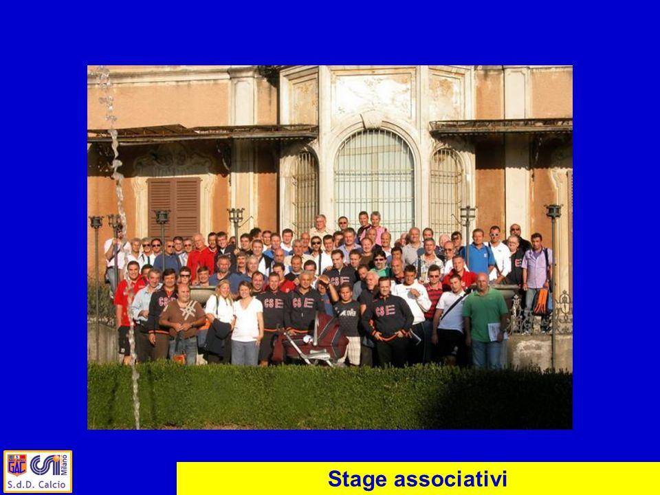 Stage associativi