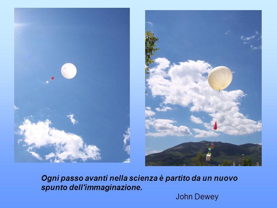 Ogni passo avanti nella scienza è partito da un nuovo spunto dell'immaginazione. John Dewey