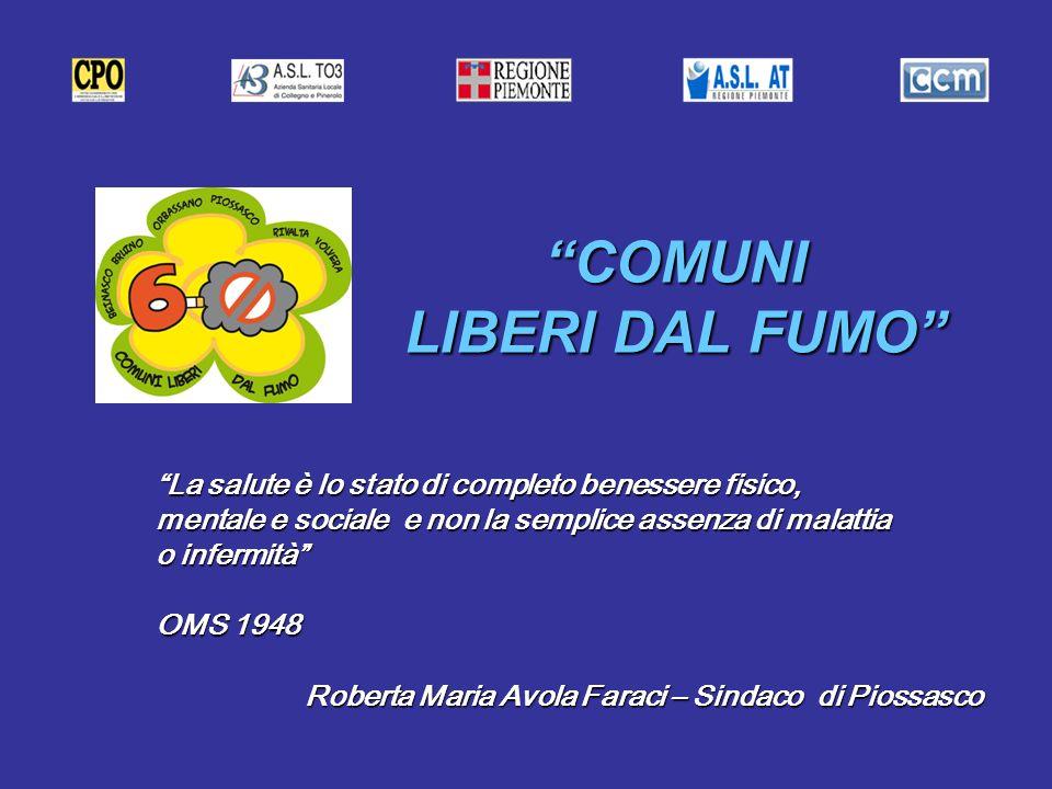 Beinasco, Bruino, Orbassano, Piossasco, Rivalta di Torino, Volvera appartenenti al Distretto Sanitario di Orbassano dellAslTO3 Patto tra Comuni