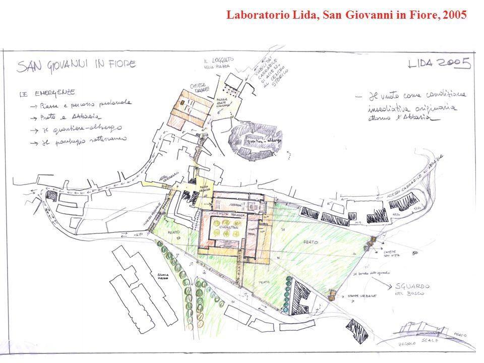 Laboratorio Lida, San Giovanni in Fiore, 2005
