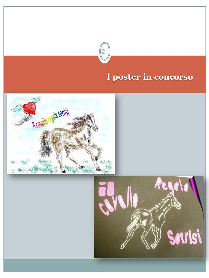 I poster in concorso 21