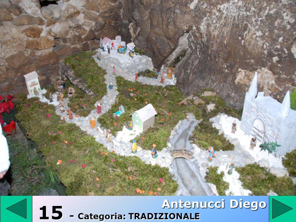 1 4 14 - Categoria: TRADIZIONALE Tavarozzi Luigi