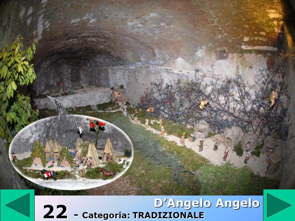 21 21 - Categoria: FUORI CONCORSO Perpetua Rosangela