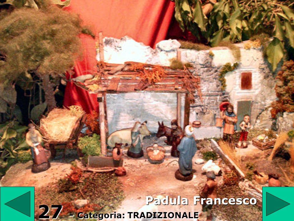 26 26 - Categoria: INNOVATIVO Iaderosa Concetta