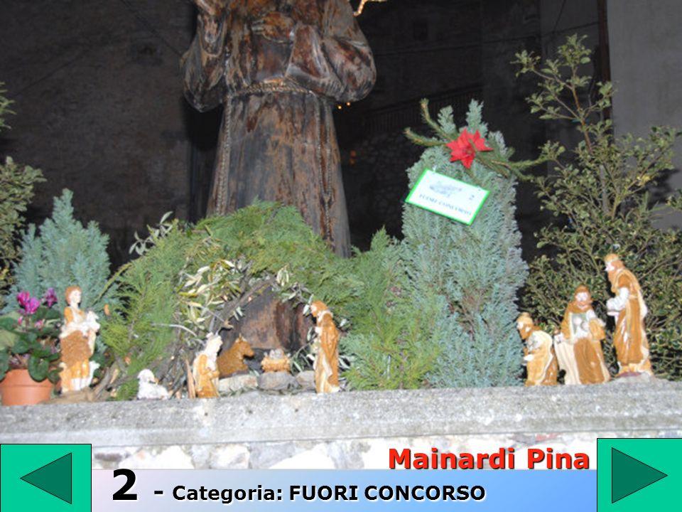 46 46 - Categoria:TRADIZIONALE Giancola – De Vincenzi 1° Premio