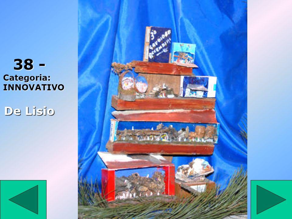 37 37 Categoria: TRADIZIONALE Crispiani Nazareno