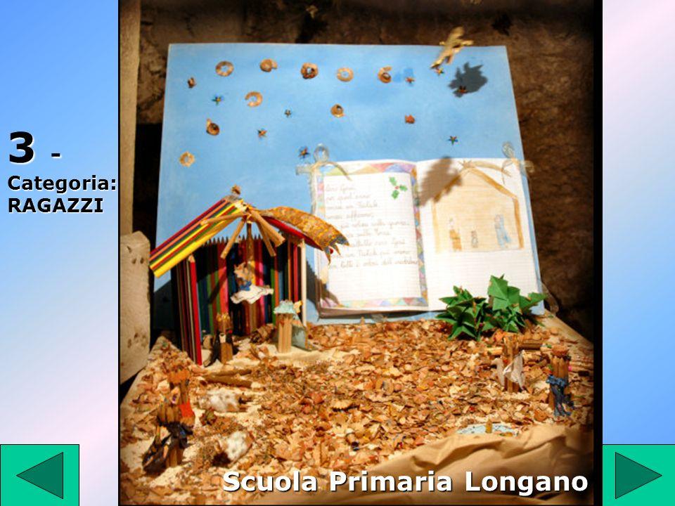 3 3 - Categoria: RAGAZZI Scuola Primaria Longano