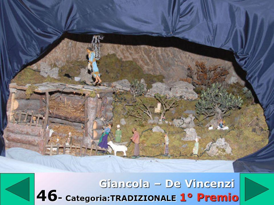 45 45 Categoria: TRADIZIONALE Chiesa Parrocchia