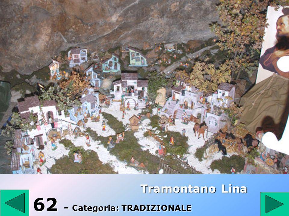 61 61 - Categoria: INNOVATIVO De Lisio 3° Premio