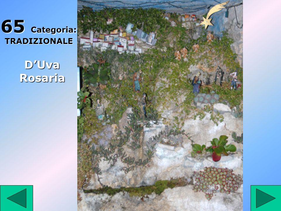 64 64 CategoriaTRADIZIONALE 64 Categoria: TRADIZIONALE Pro Loco - Ponteboset