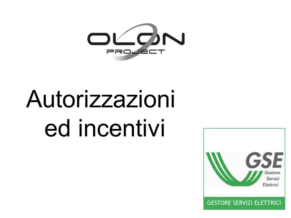 Autorizzazioni ed incentivi
