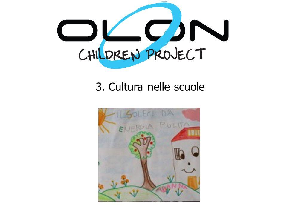 3. Cultura nelle scuole