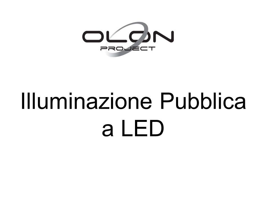 Illuminazione Pubblica a LED