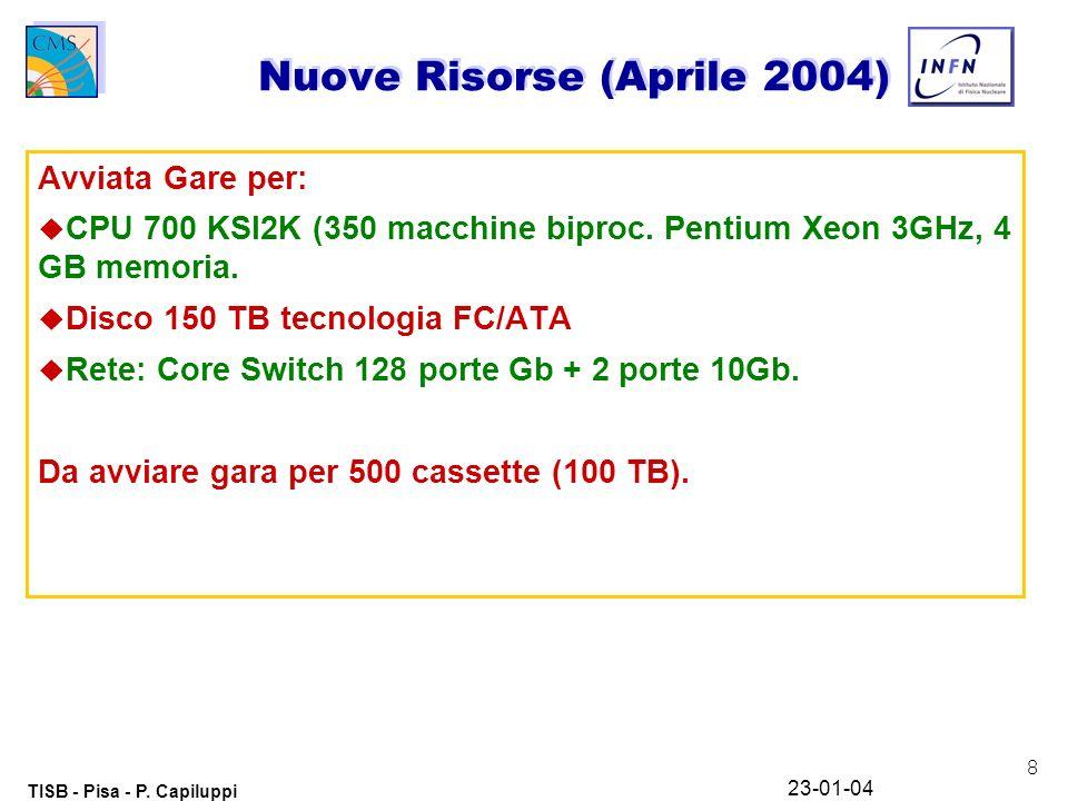 9 TISB - Pisa - P.