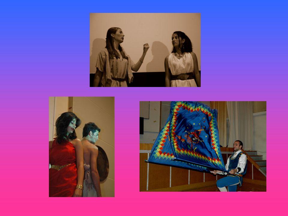 OTELLO (da Shakespeare e Verdi)- 2010 2 rappresentazioni: a Sulmona ed a Milano