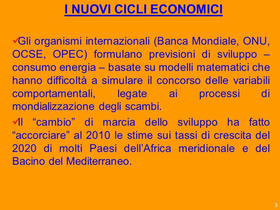 14 Fonte: Piano Nazionale della Logistica 2012-2020 – Consulta Generale per lAutotrasporto e la Logistica Le Relazioni economiche tra lItalia e il Mediterraneo – rapporto annuale 2011, SRM, 2011.