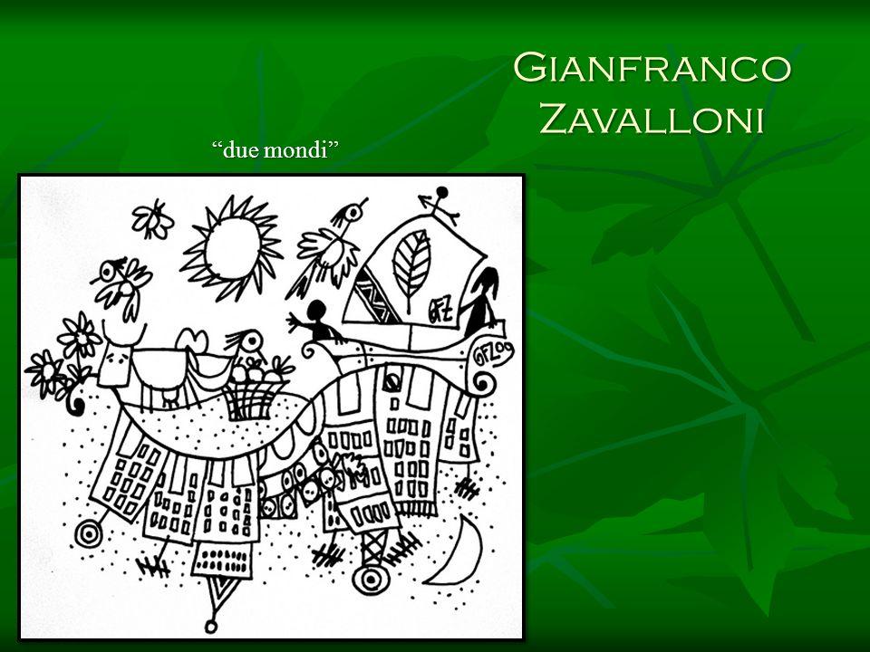 due mondi Gianfranco Zavalloni