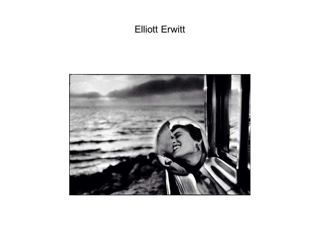Elliott Erwitt