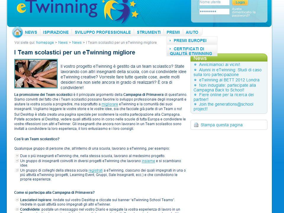Seminario eTwinning Pontedera, 21 maggio 2012