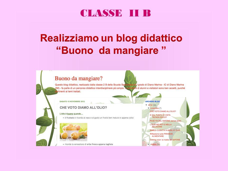 CLASSE II B