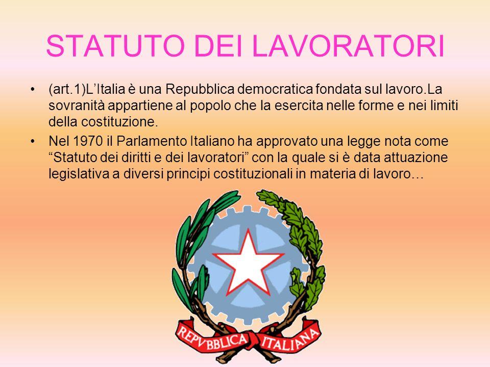 PARTITI POLITICI I partiti sono un elemento essenziale del sistema politico.