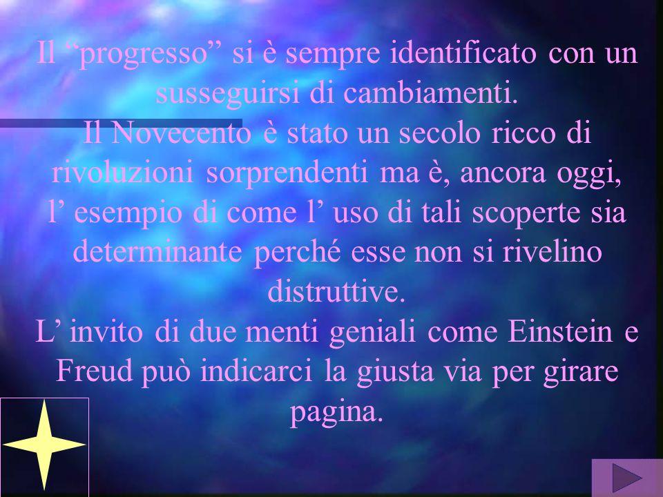Caro signor Einstein, Lei mi ha sorpreso con questa domanda….