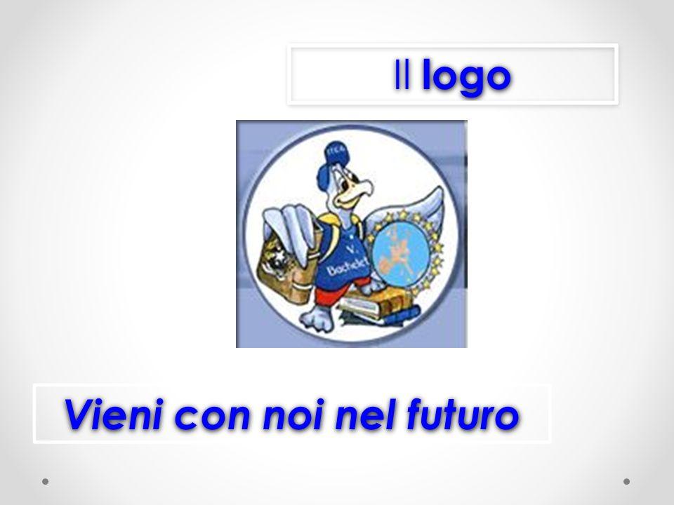 Il logo Vieni con noi nel futuro