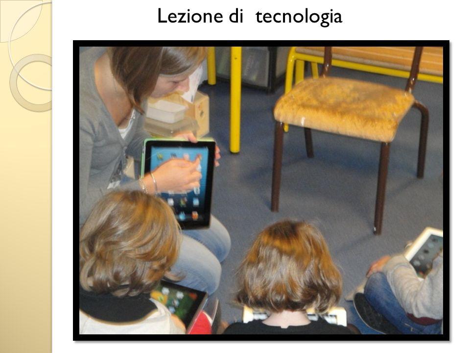 Lezione di tecnologia