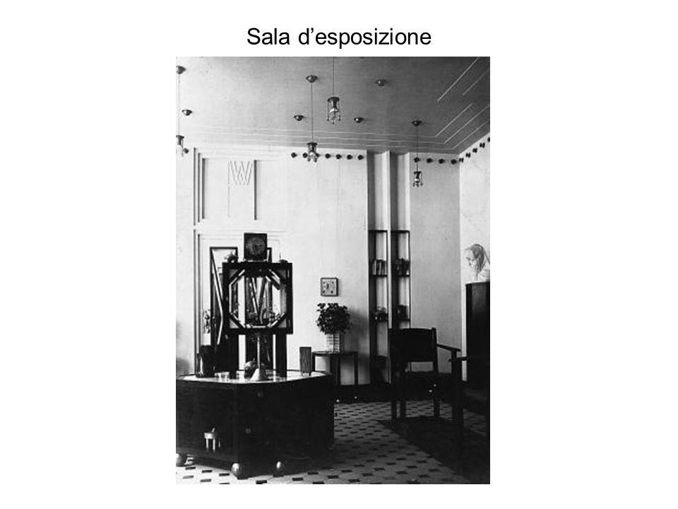 Sala desposizione