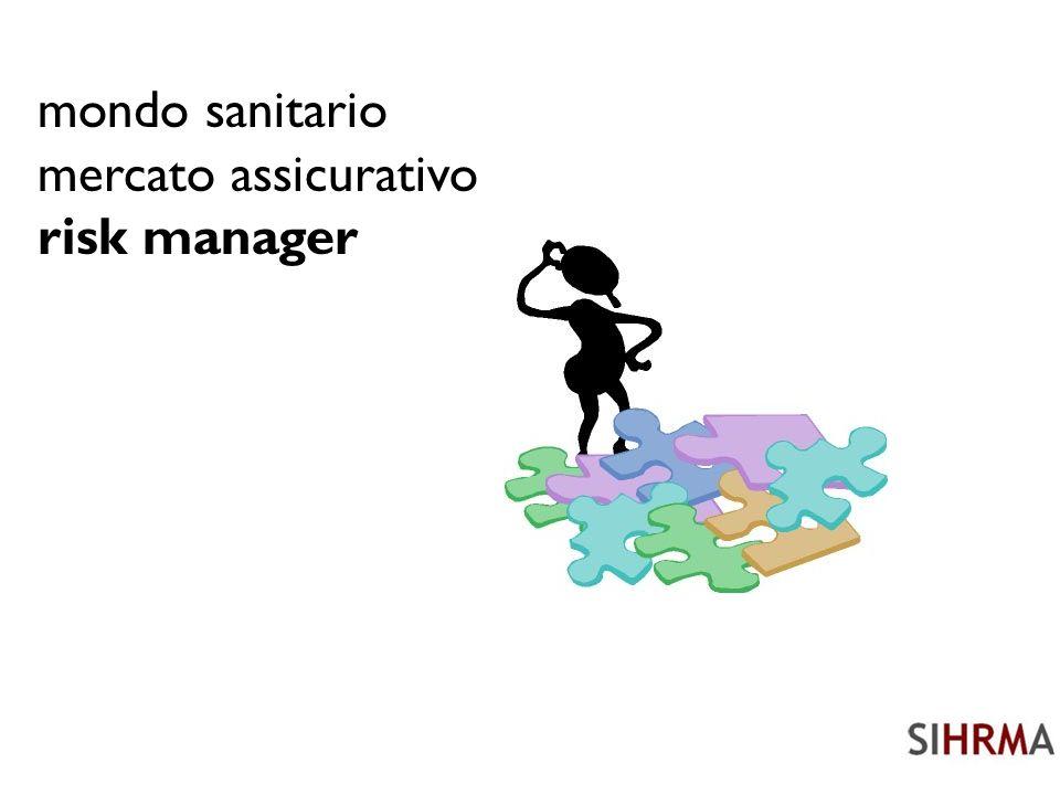 mondo sanitario mercato assicurativo risk manager