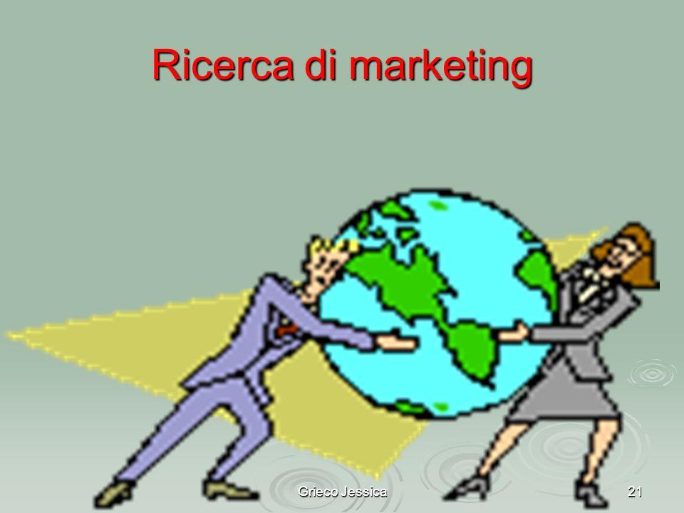 Grieco Jessica20 Dopo aver elaborato i dati raccolti,il management può passare alla seconda fase : In quale segmento del mercato operare ; In quale se