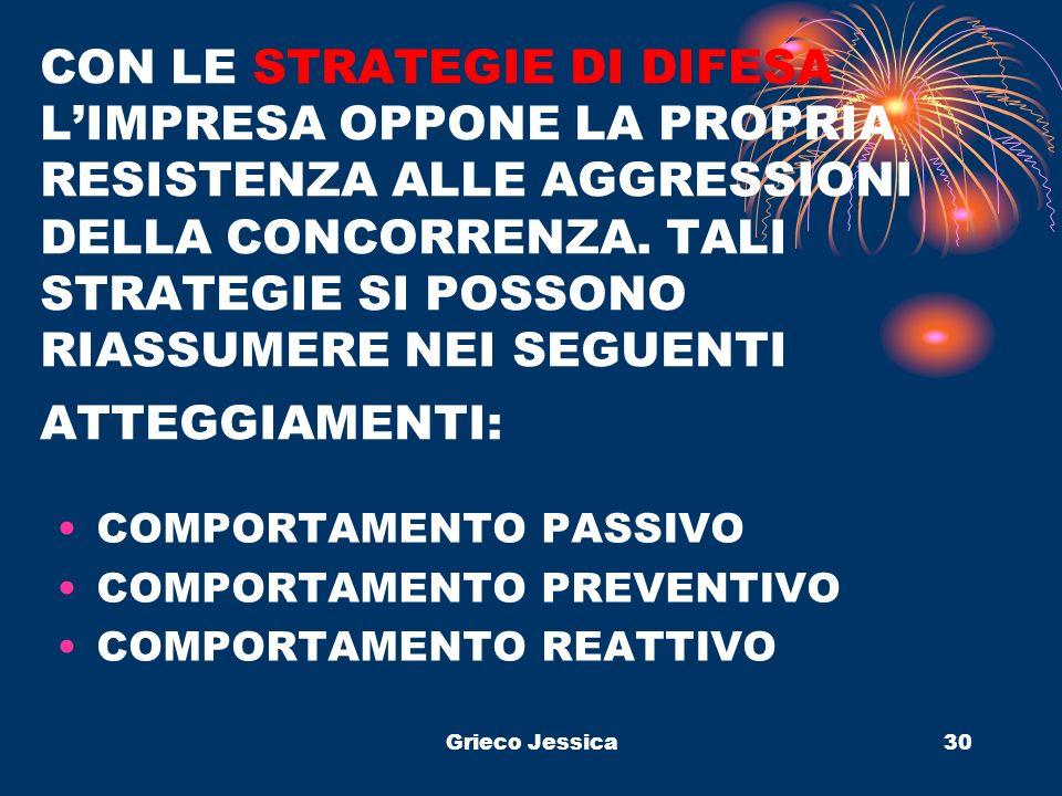 Grieco Jessica29 LE STRATEGIE MARKETING INDIFFERENZIATO MARKETING CONCENTRATO MARKETING DIFFERENZIATO MARKETING PERSONALIZZATO