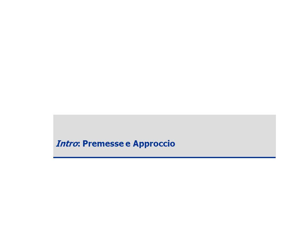 Copyright ANCE – SDA Bocconi 2006 3 Intro: Premesse e Approccio