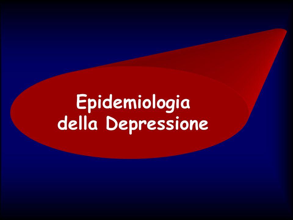 Epidemiologia della Depressione