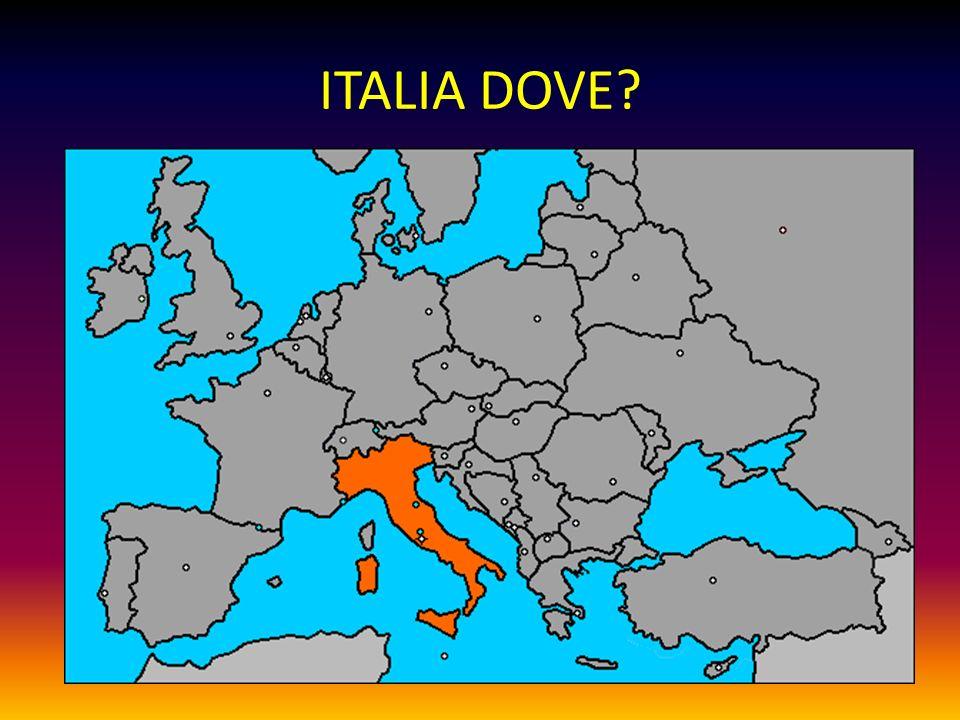 ITALIA DOVE?