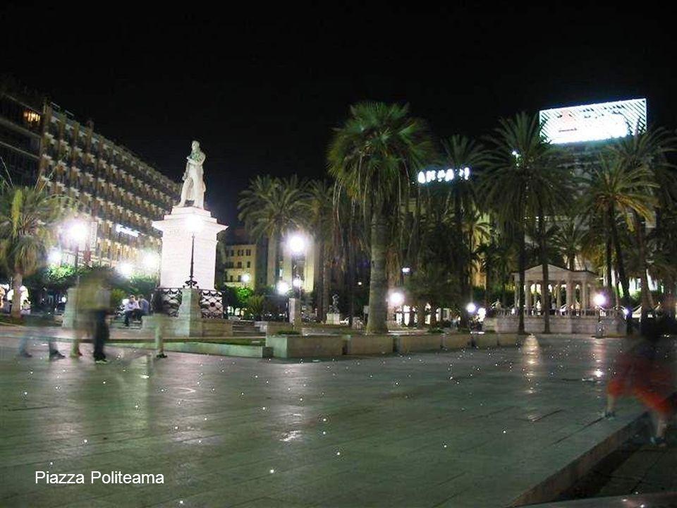 Piazza Pretoria o della Vergogna