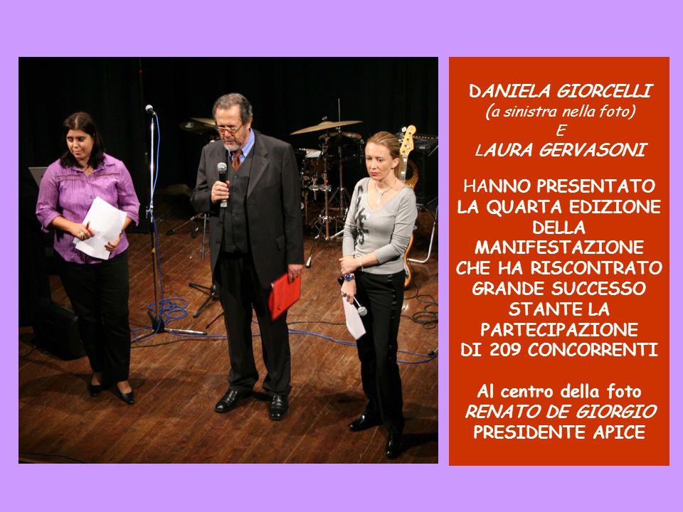 DANIELA GIORCELLI ( a sinistra nella foto) E L AURA GERVASONI HANNO PRESENTATO LA QUARTA EDIZIONE DELLA MANIFESTAZIONE CHE HA RISCONTRATO GRANDE SUCCE