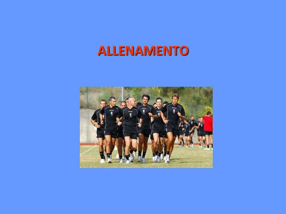 ALLENAMENTO ALLENAMENTO