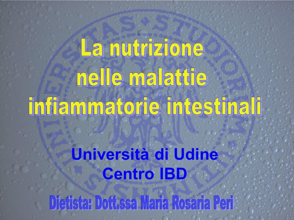 Università di Udine Centro IBD