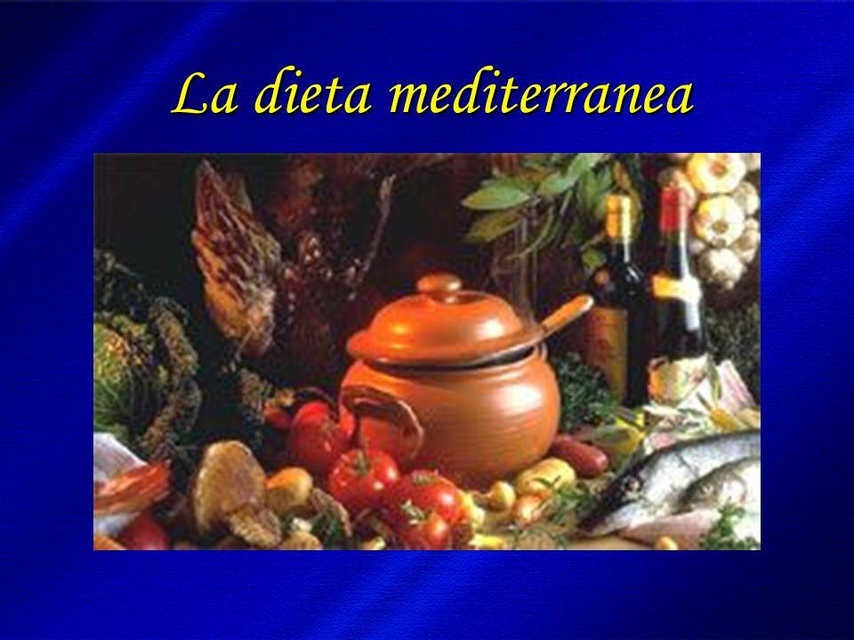 DIMISEM Perugia 2002 La dieta mediterranea