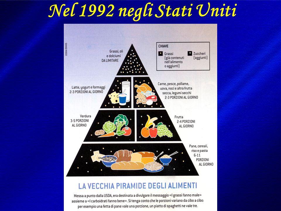 Nel 1992 negli Stati Uniti