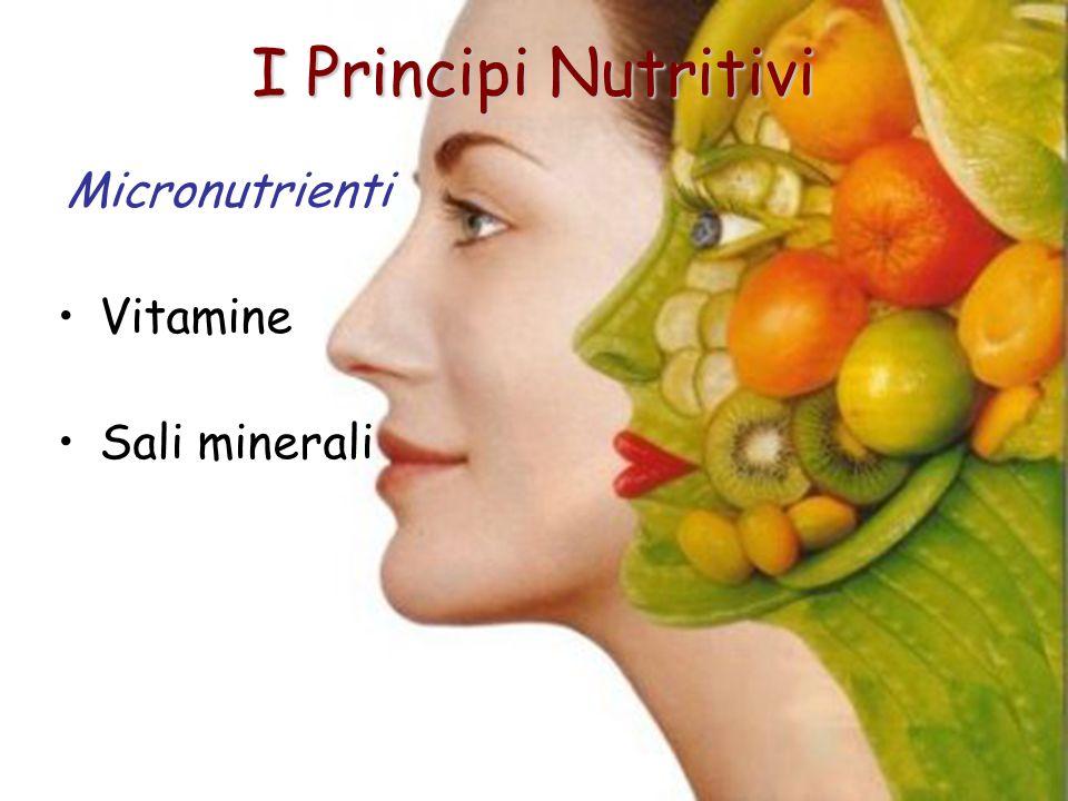 Le Vitamine Le vitamine sono sostanze che, se pur in piccole quantità, sono necessarie per il buon funzionamento del nostro metabolismo e quindi per il nostro benessere.