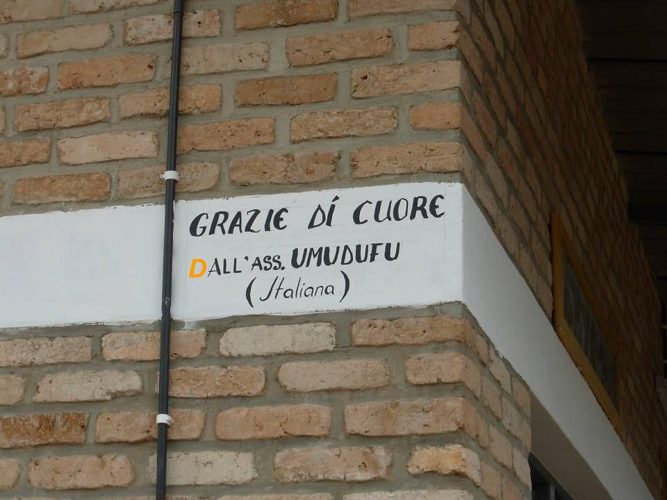 Ass. UMUDUFU - Onlus Via Forze Armate, 351 20152 Milano www.UMUDUFU.org D