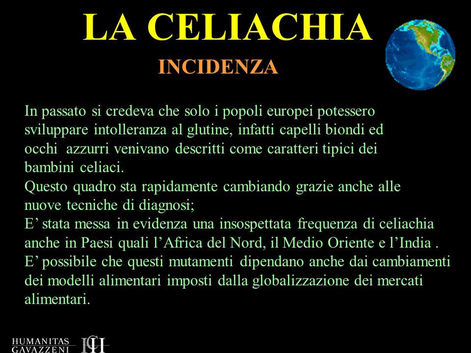 LA CELIACHIA E DAL PUNTO DI VISTA LEGISLATIVO .COME RICONOSCERE I PRODOTTI PER CELIACI .