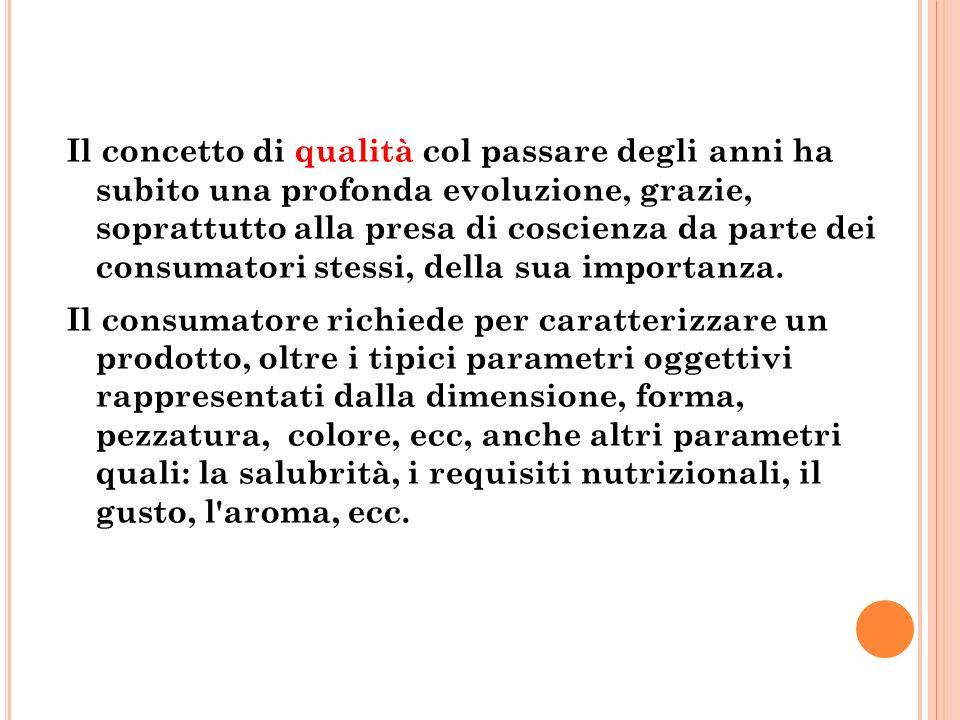 Mentre per i regolamenti entrati in vigore in Italia così come in tutta la Ue il 10 marzo 2000 Regolamento 49/2000 Etichettatura degli alimenti con ingredienti g.m.