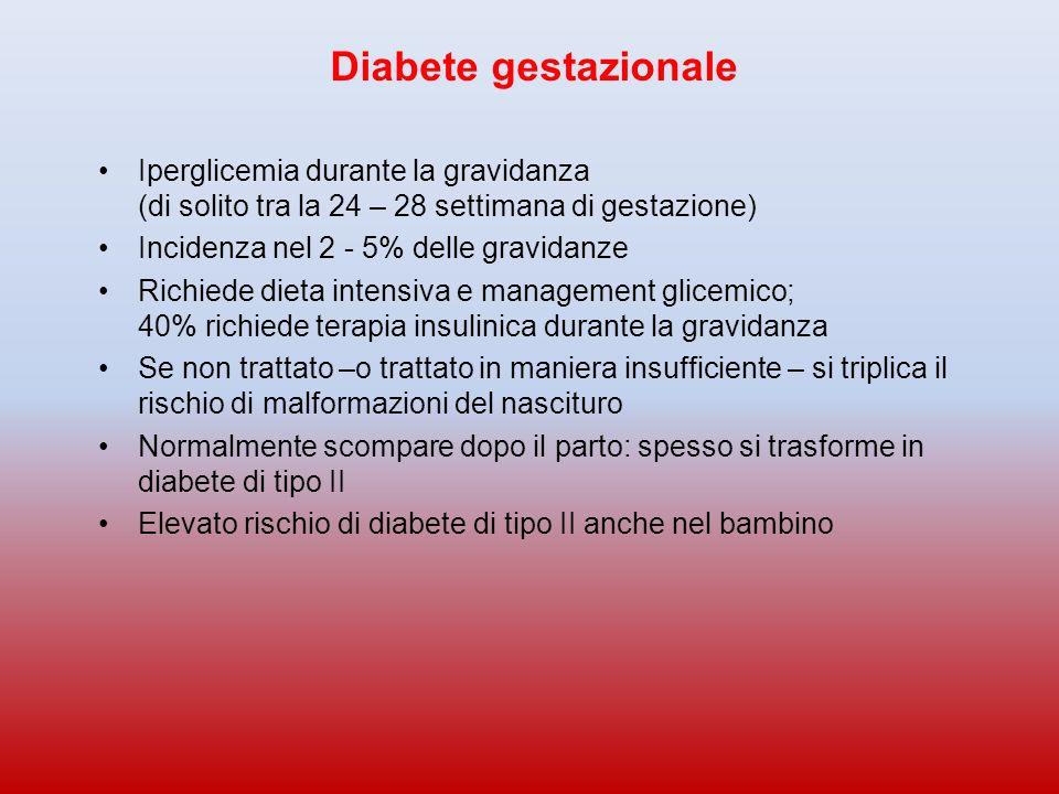 Il diabete è una malattia cronica e invalidante che necessita di trattamenti per lintero corso della vita e predispone a numerose gravi e costose complicanze.